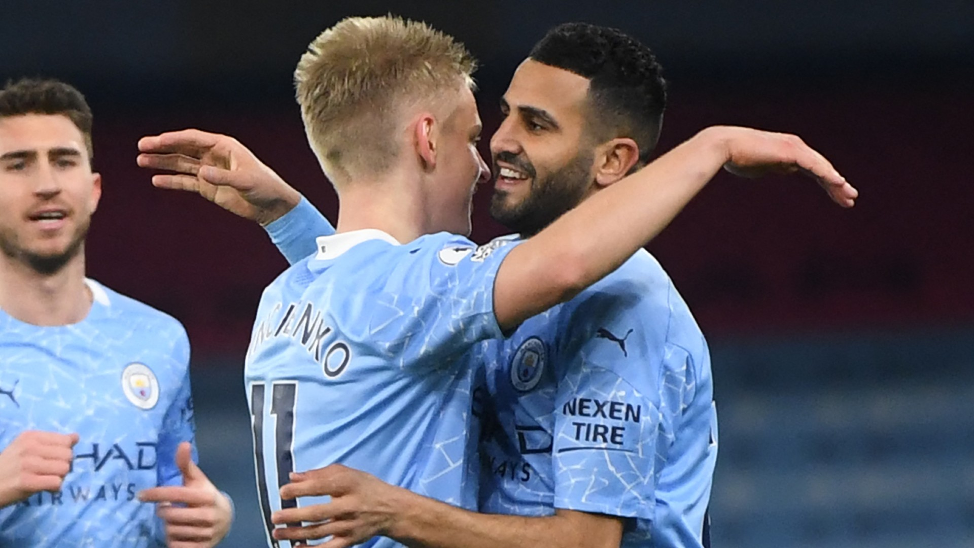 'Incredible' Mahrez lauded as the best Premier League player after Manchester City heroics