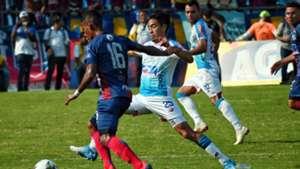 Unión logró un empate agónico y frenó la racha de victorias del Junior
