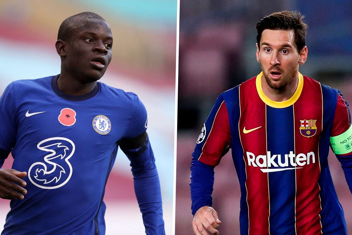 PSG need Kante not Messi to win Champions League, claims Rabesandratana |  Goal.com