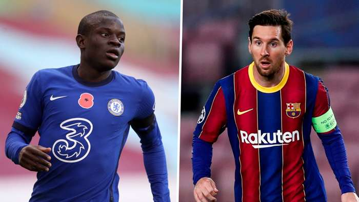 Kante/Messi split 2020