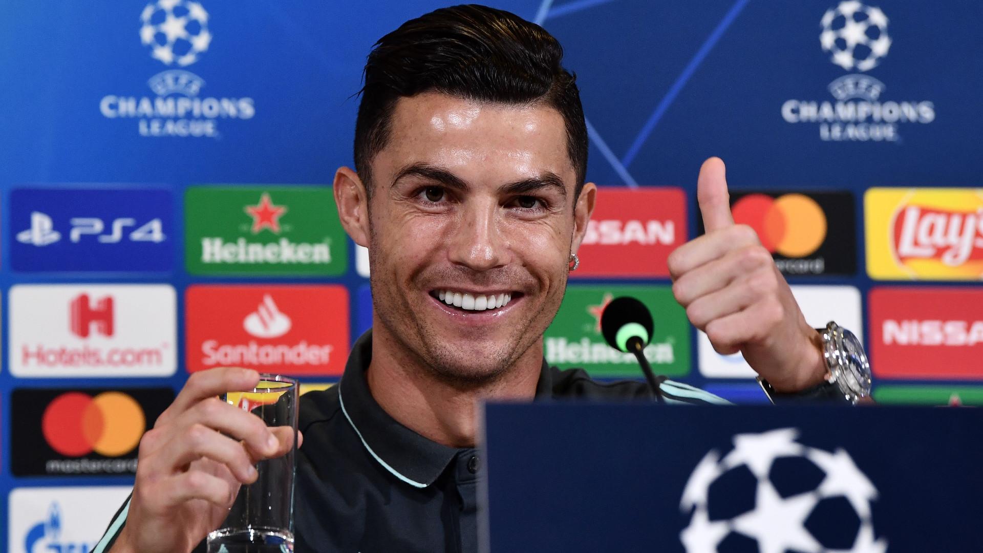 Juventus-Lokomotiv, Ronaldo in conferenza: