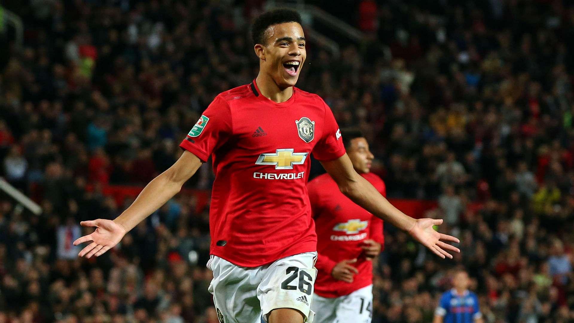 Solskjaer Likens Greenwood To Man Utd Legend Ronaldo After