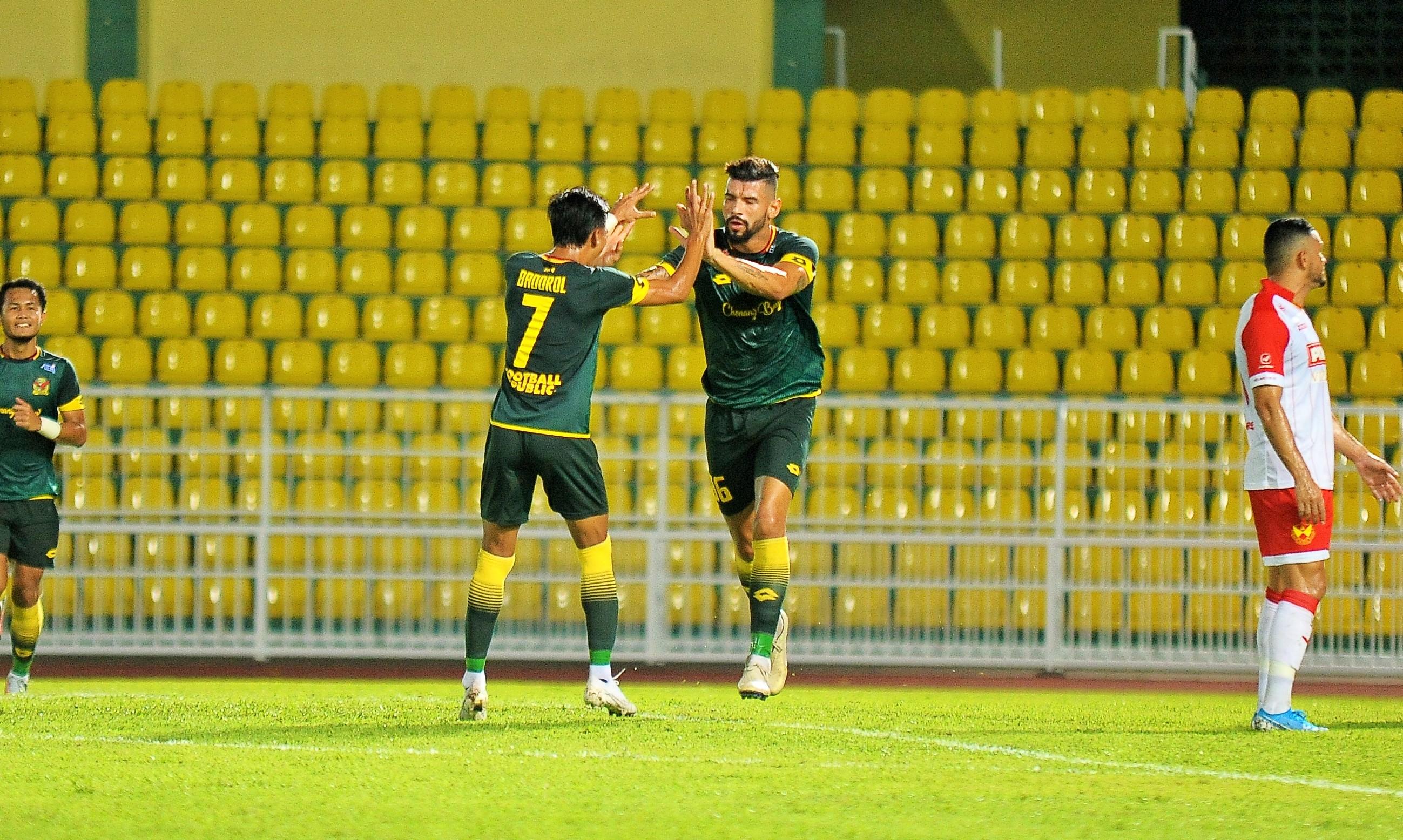 Renan Alves, Kedah, Malaysia Super League, 15032020