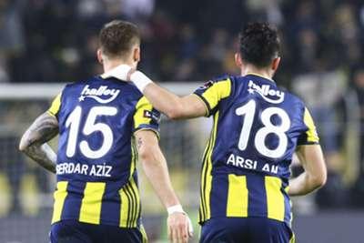 Serdar Aziz Tolgay Arslan Fenerbahce Caykur Rizespor 03/02/19