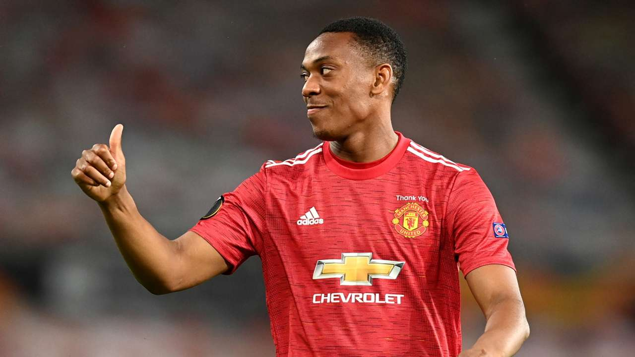 Anthony Martial, Manchester United