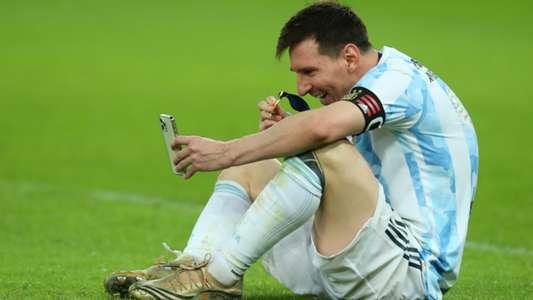 VIDEO: Barca-Präsident Laporta verrät aktuellen Stand bei Lionel Messi   Goal.com