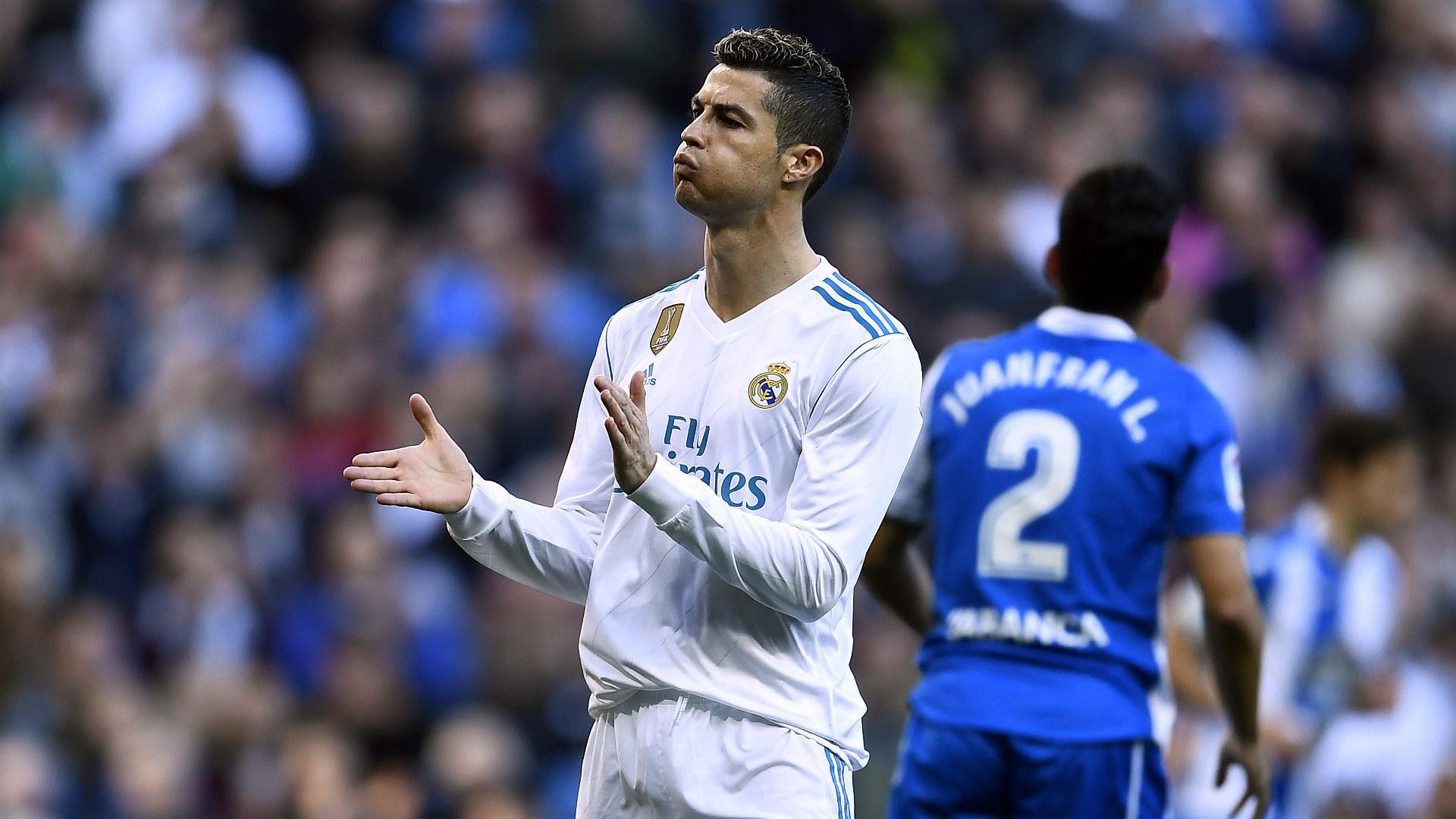 Cristiano Ronaldo Real Madrid Deportivo LaLiga