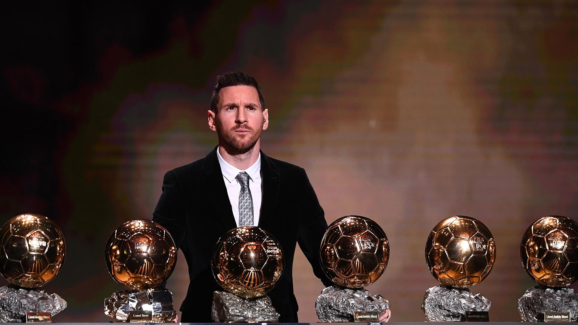 Lionel Messi 2019 Ballon d'Or
