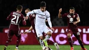 Lucas Paquetà Torino Milan