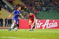 Hadin Azman, Felda United, Azreen Zulkafali, Selangor FA, Malaysia Super League, 03022019