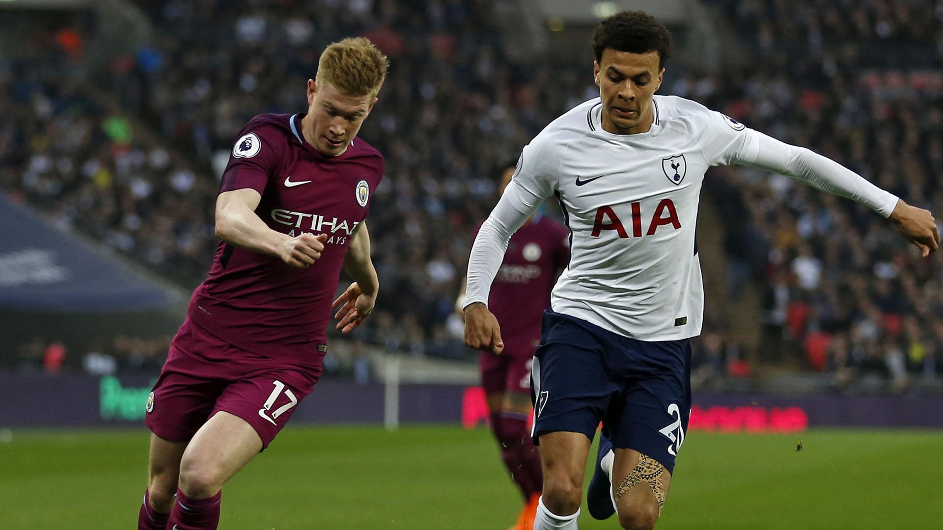 The Pressure Gauge Can Tottenham Earn Their Spurs Vs Man City Goal com