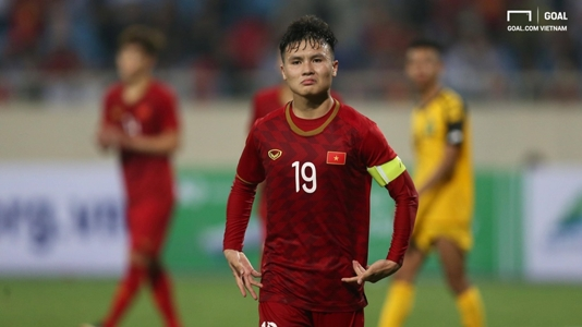 HLV Park tiết lộ lí do chọn Quang Hải làm thủ quân U22 Việt Nam | Goal.com