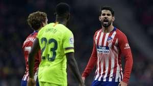 Diego Costa Atletico Madrid Barcelona La Liga 24112018