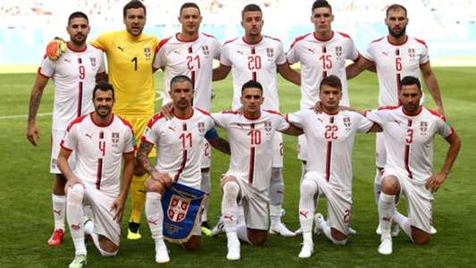 Serbien Kader Wm 2021