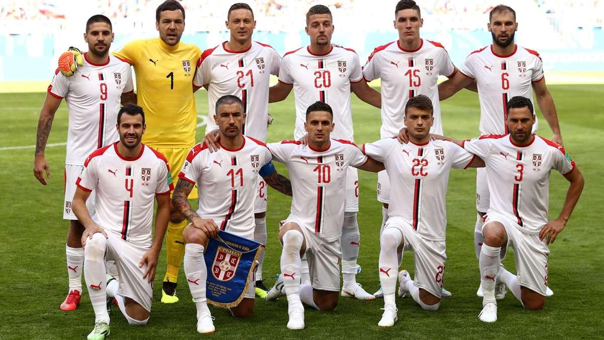 Serbien Wm Kader