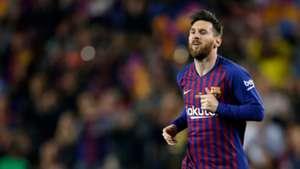 Lionel Messi FC Barcelona 20052018