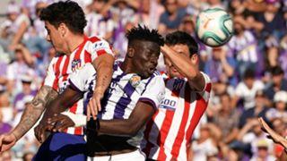 Mohammed Abdul Karim Salisu Real Valladolid 2019-20