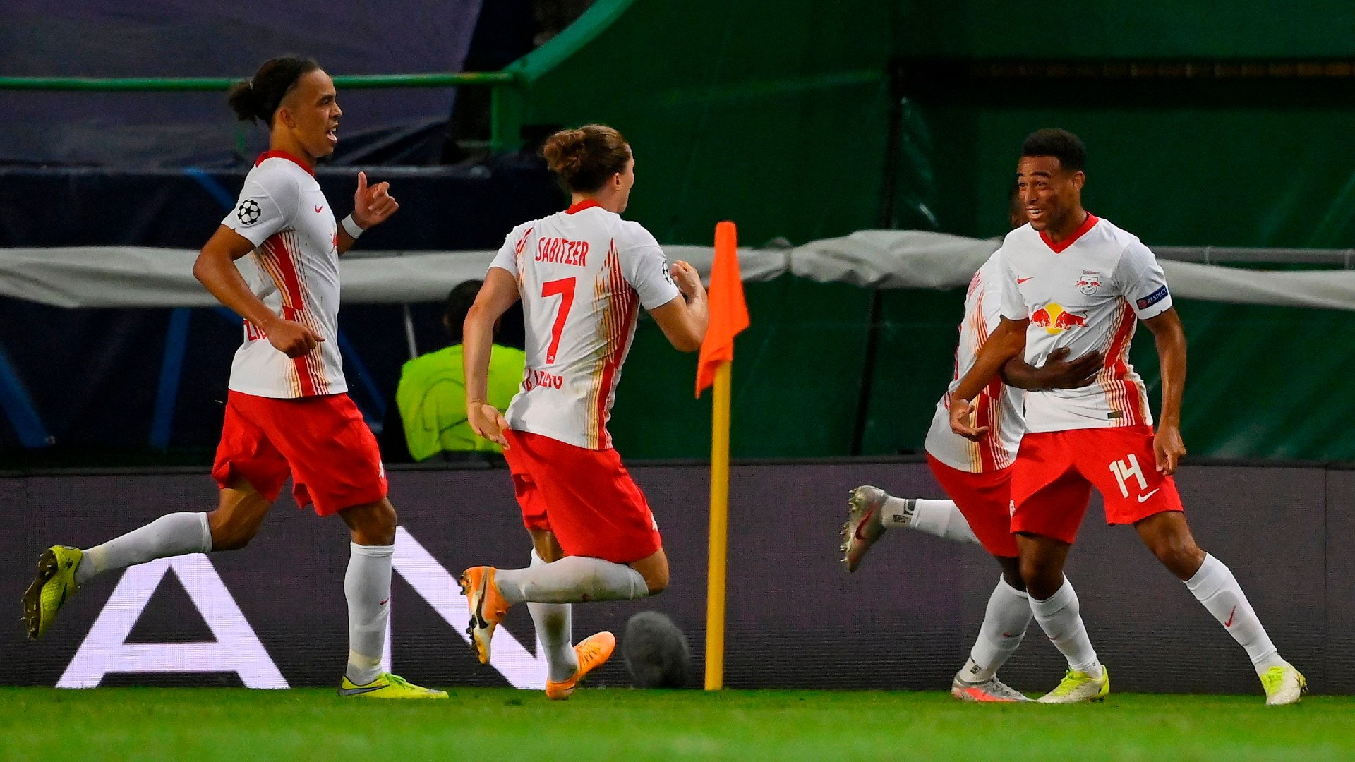 We're really, really excited' - Adams and RB Leipzig relishing ...