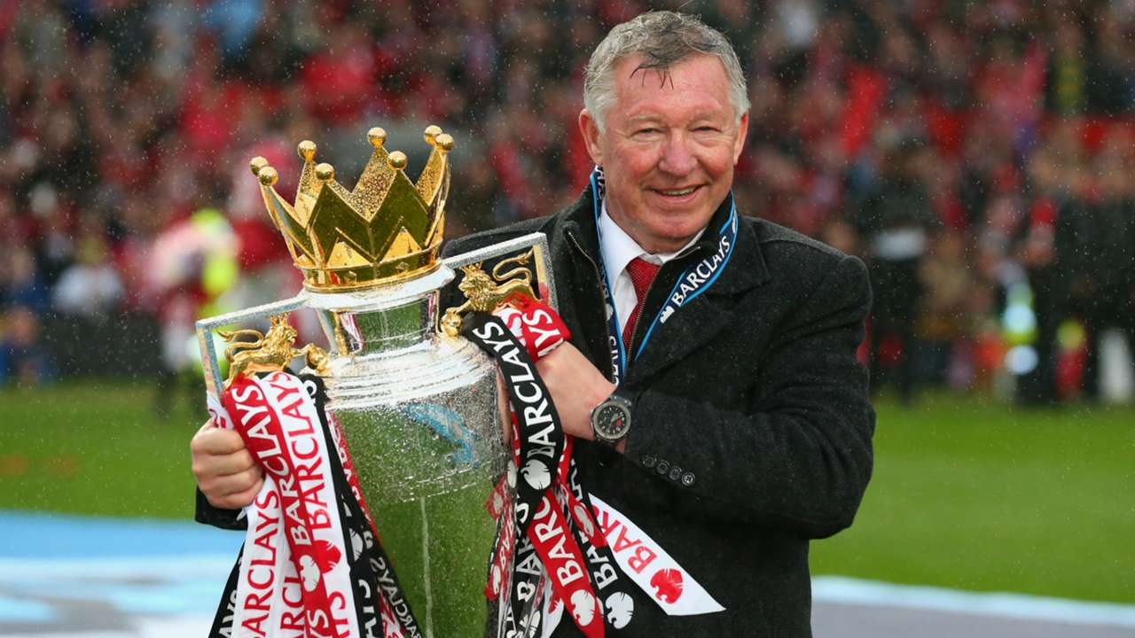 Sir Alex Ferguson Manchester United