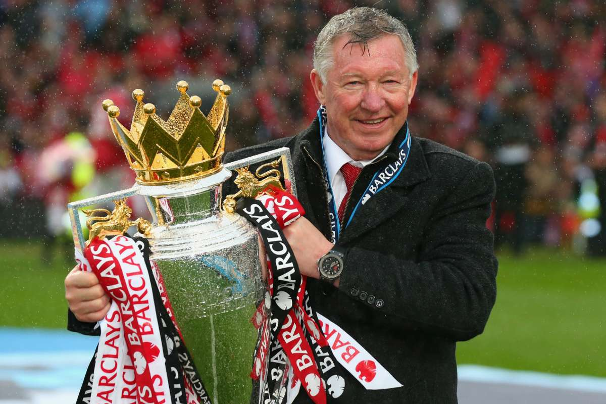 Sir Alex Ferguson: Manchester United history & managerial career profiled | Goal.com