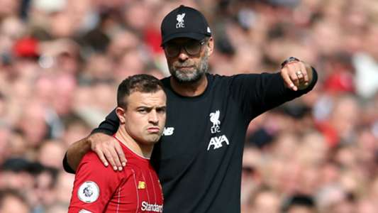 Liverpool Lehnte Angebote Aus Rom Und Sevilla Fur Xherdan Shaqiri Ab Goal Com