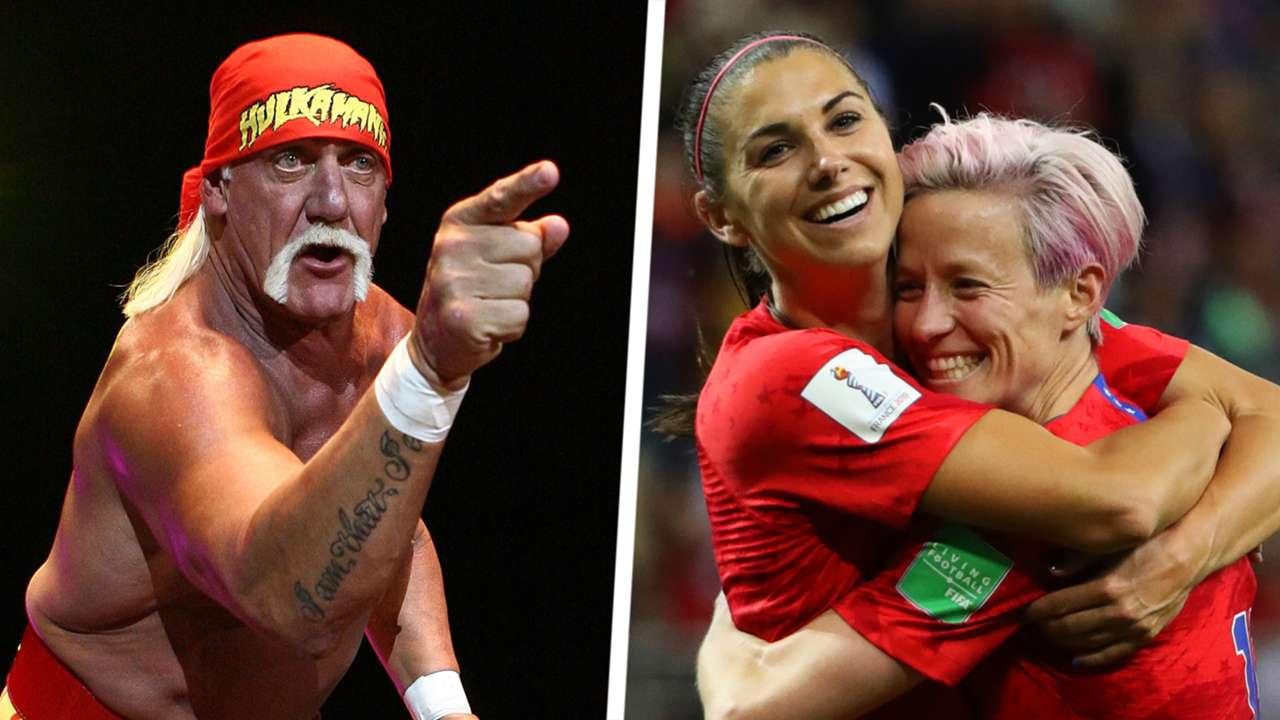Hulk Hogan USWNT