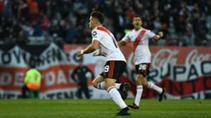Rafael Santos Borre River Lanus Superliga 04082019