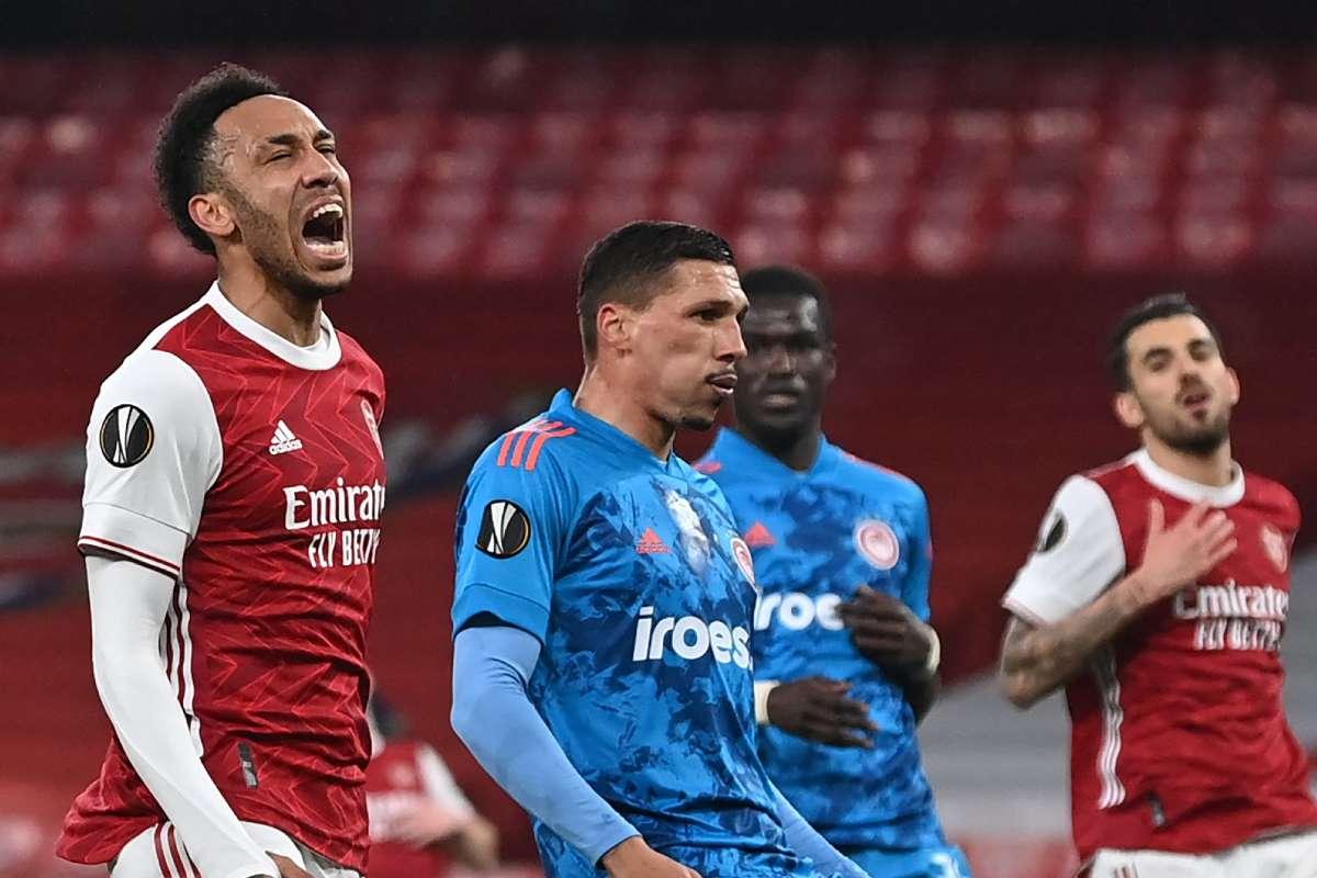 Kalah Tipis Dari Olympiakos, Arsenal Tetap Melaju Ke Perempat-Final |  Goal.com