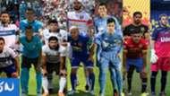 Clausura Chile candidatos al título