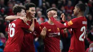 Klopp not handing out presents to Liverpool youngsters despite Christmas approaching