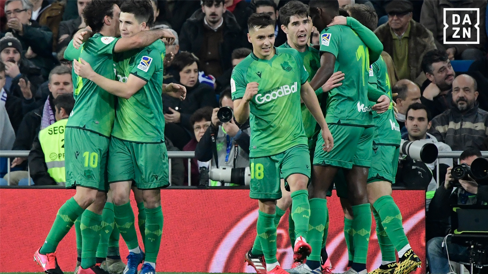 La finale de la Coupe du Roi Bilbao-Real Sociedad reportée