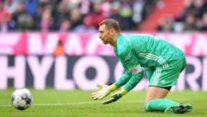 """Bayern Munich, Neuer : """"Arrêter les ballons inarrêtables"""""""