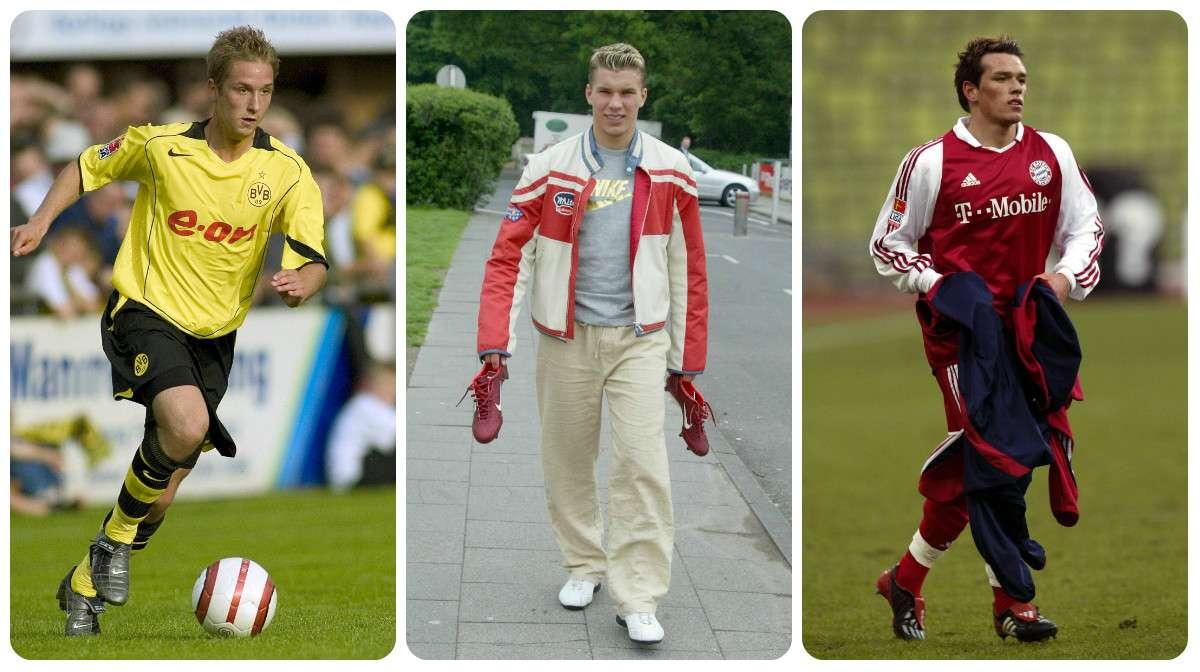 U21 Deutschland Spieler