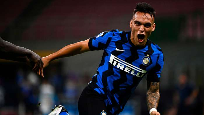 Lautaro Martinez Inter 2020