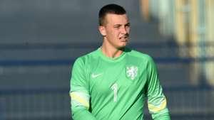 Justin Bijlow Netherlands U19