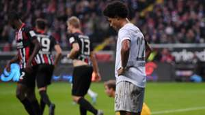 Serge Gnabry Eintracht Frankfurt FC Bayern