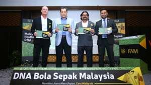 Dato' Hamidin, Stuart Ramalingam, Dato' Subahan, FAM