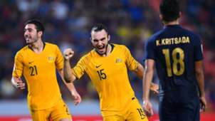 Nicholas D'Agostino | U23 Thailand vs U23 Australia | AFC U23 Championship 2020 | Group Stage