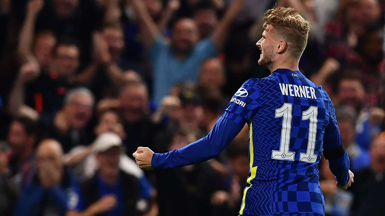 Timo Werner Chelsea 2021