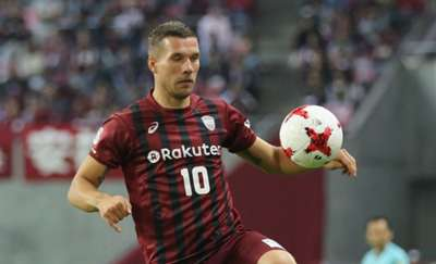 Lukas Podolski - J.League