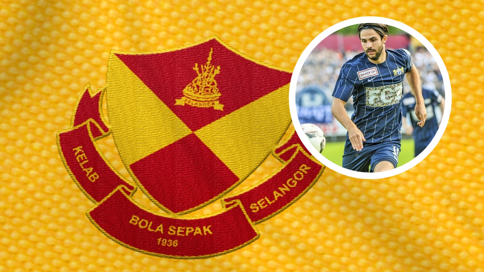 'I wanted to be part of Red Yellow family from the first minute' - Selangor complete signing of World Cup winner