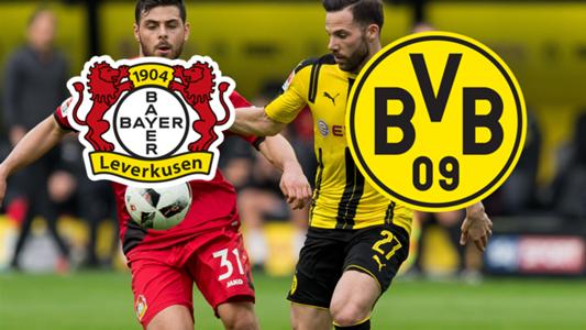Bayer Leverkusen Gegen Dortmund