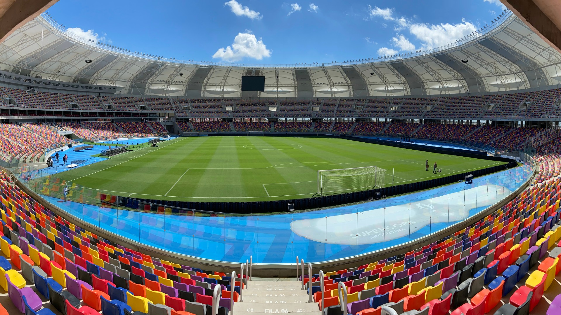 Estadio Único Madre de Ciudades, sede de la final de la Supercopa Argentina: capacidad, historia y ubicación | Goal.com