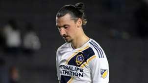 Zlatan Ibrahimovic MLS LA Galaxy 04082018