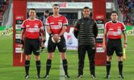 árbitros chilenos