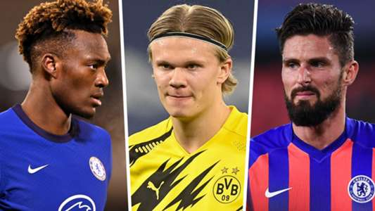 Chelsea's Haaland pursuit casts shadow over Abraham & Giroud's battle for No.9 shirt | Goal.com