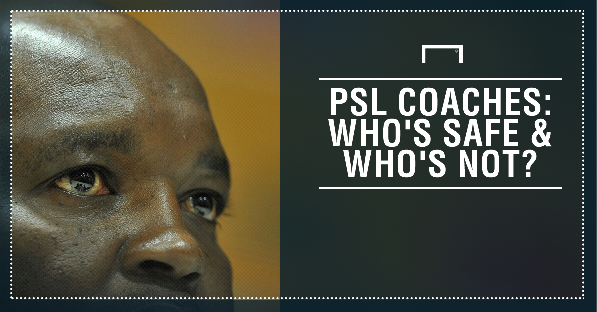 Who's safe and who's not? PSL coaches