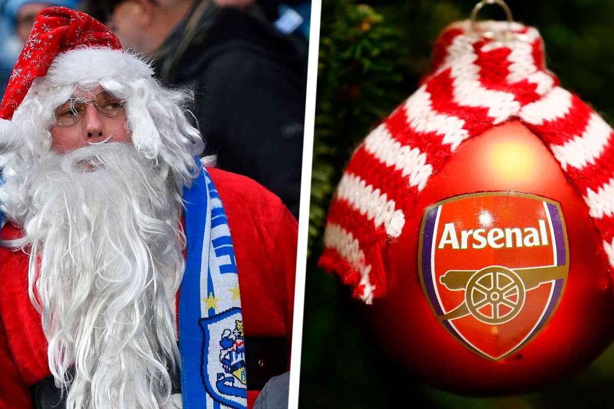 Premier League Christmas & New Year