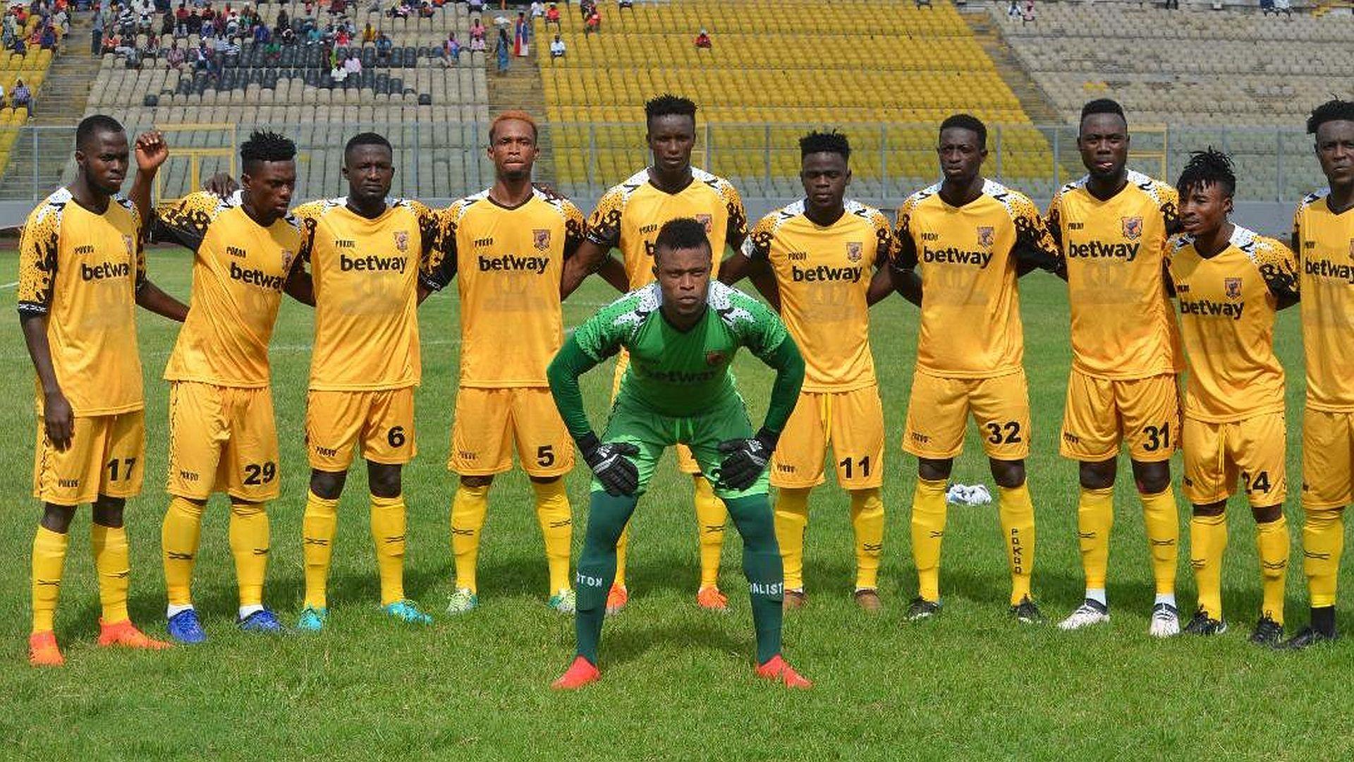Ashantigold sign eleven new players ahead of Caf Confederation Cup |  Goal.com