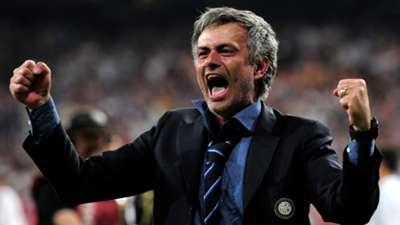 Jose Mourinho Inter 2010